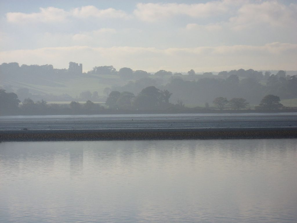 Exe Estuary at Powderham